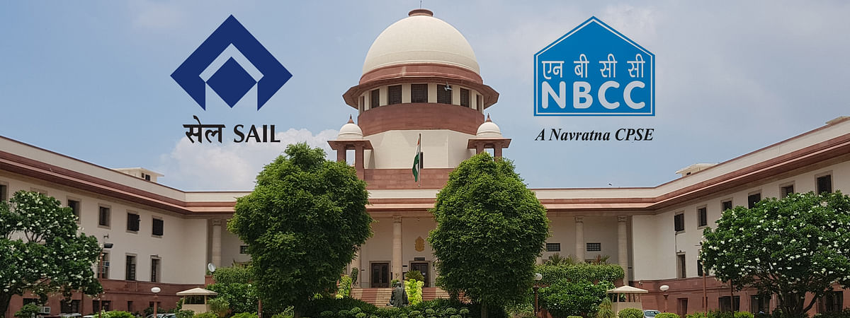 SAIL and NBCC violating MHA order by forcing employees to work during COVID-19 Lockdown: Plea in Supreme Court