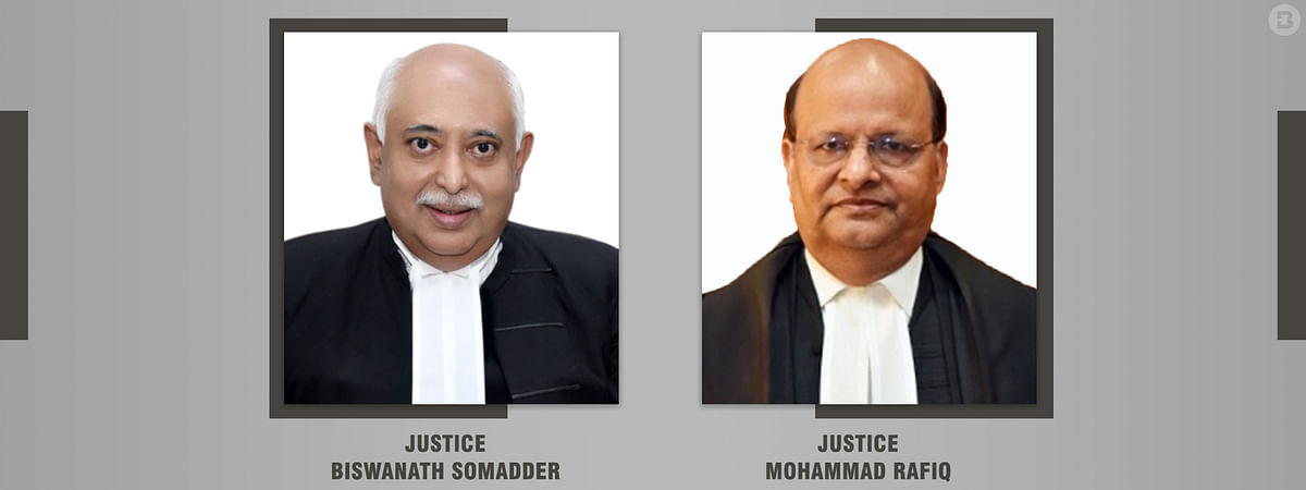 Collegium proposes transfer of Meghalaya HC Chief Justice Mohammad Rafiq to Orissa, Biswanath Somadder J. as next Chief Justice of Meghalaya