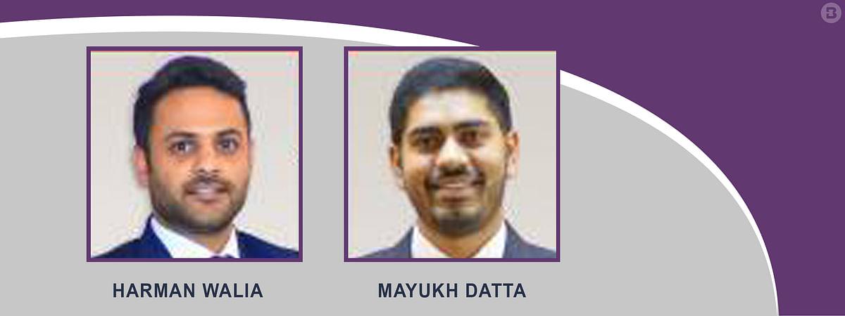 IndusLaw promotes Harman Walia and Mayukh Datta to partnership