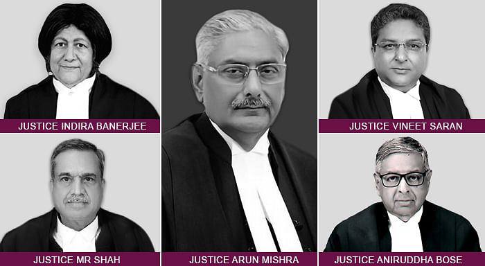 Constitution Bench in Chebrolu Leela Prasad Rao & Ors. v. State of A.P. & Ors