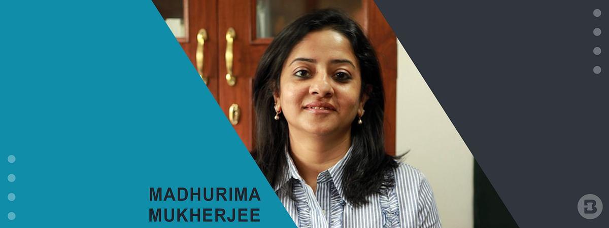 Madhurima Mukherjee