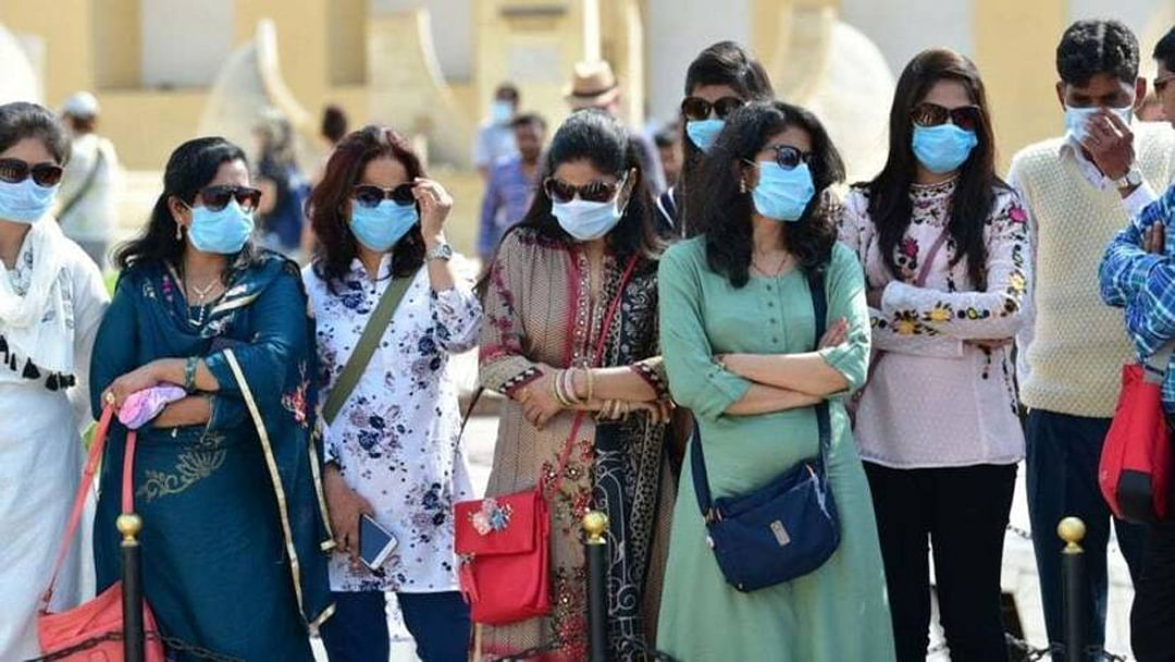 Will you direct members to wear masks, maintain social distance at political rallies? Karnataka High Court to BJP, INC, other political parties