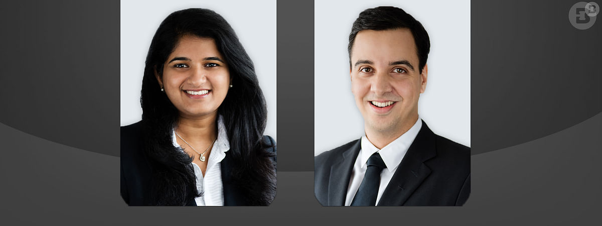 Talwar Thakore promotes Deepa Christopher and Neville Golwalla to partnership