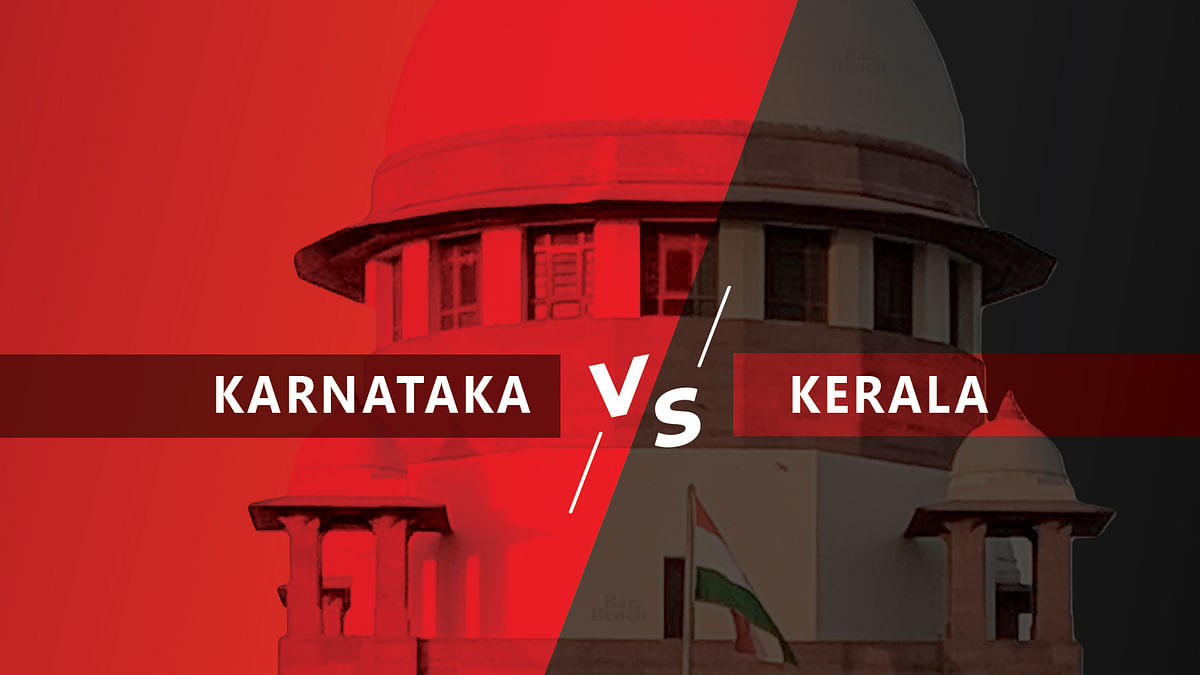 Karnataka vs. Kerala dispute on opening borders amid COVID-19: SC favours amicable resolution, directs not to precipitate issue for now