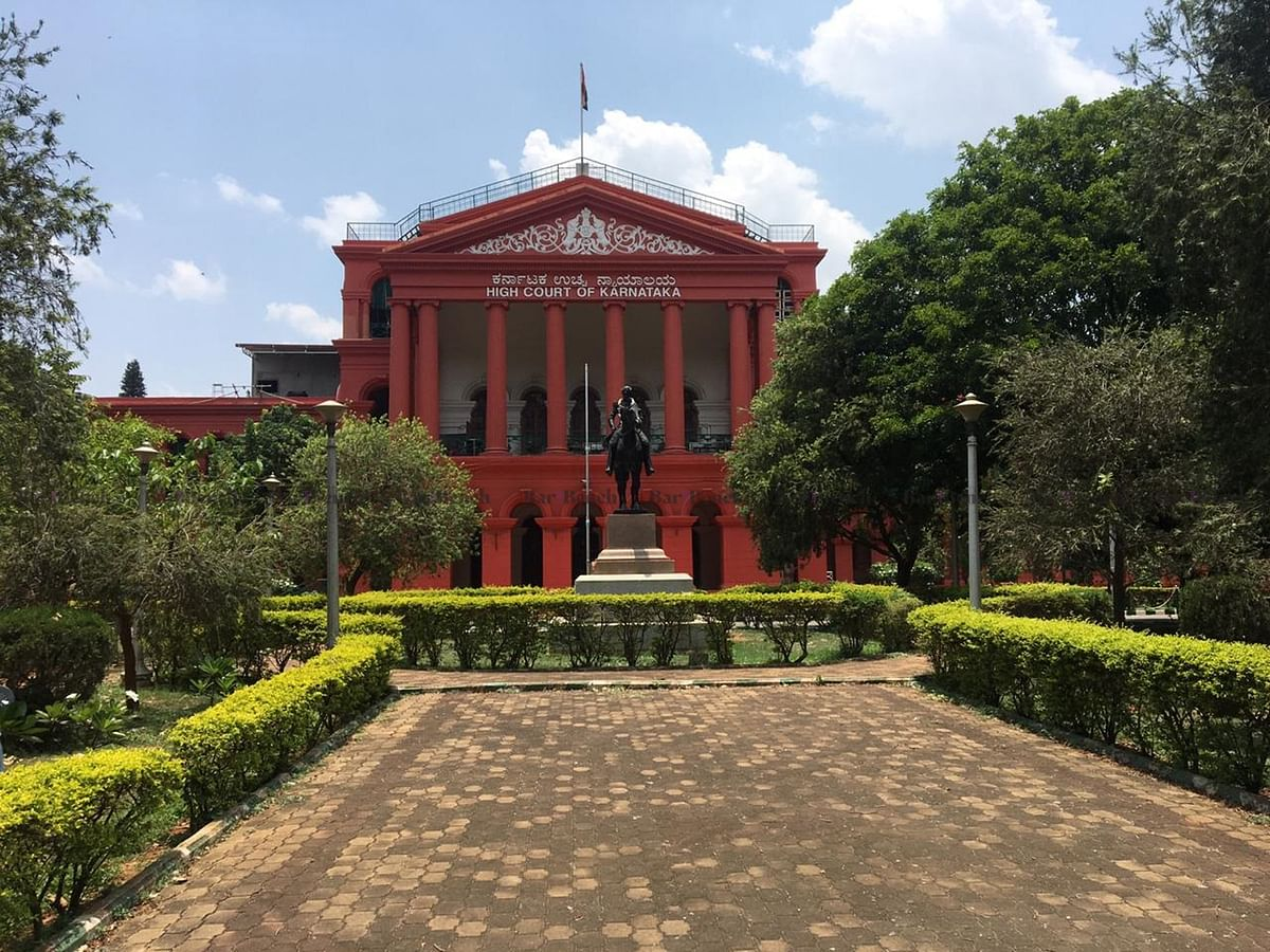 Not more than 20 advocates in a Court Hall, physical hearings during afternoon session: Karnataka HC issues SOP to be followed from June 1