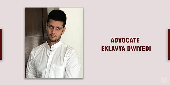 Advocate Eklavya Dwivedi