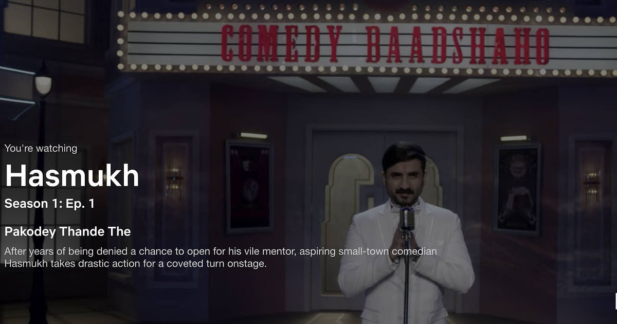Essence of democracy is the liberty given to an artist: Delhi HC refuses to stay streaming of webseries 'Hasmukh' on Netflix thumbnail