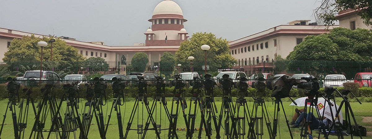 Supreme Court, Cameras