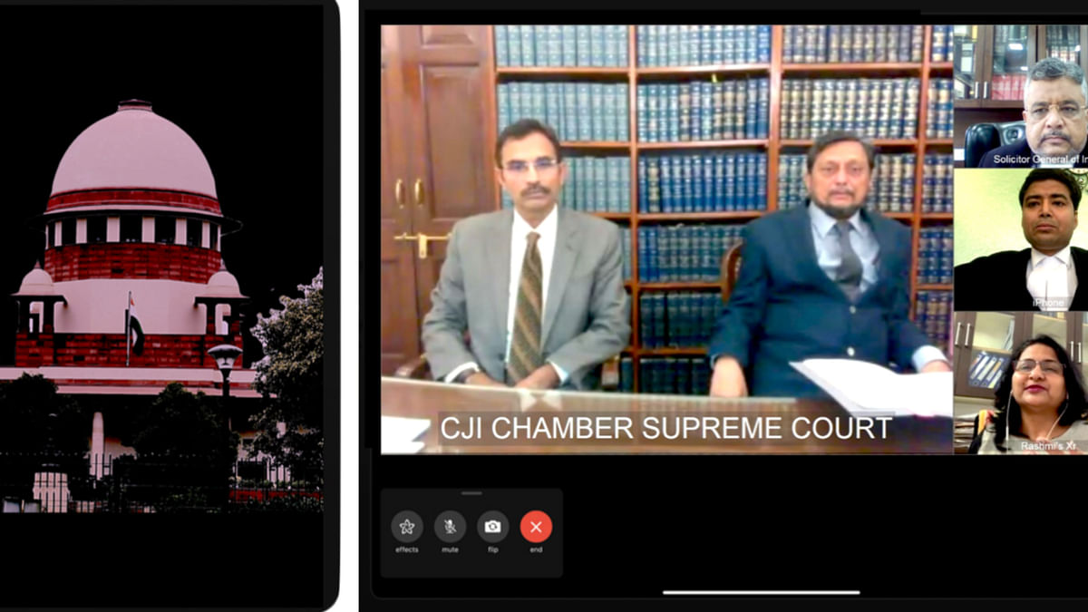 The Supreme Court is online: Pros, cons and the way forward for hearings by video conferencing