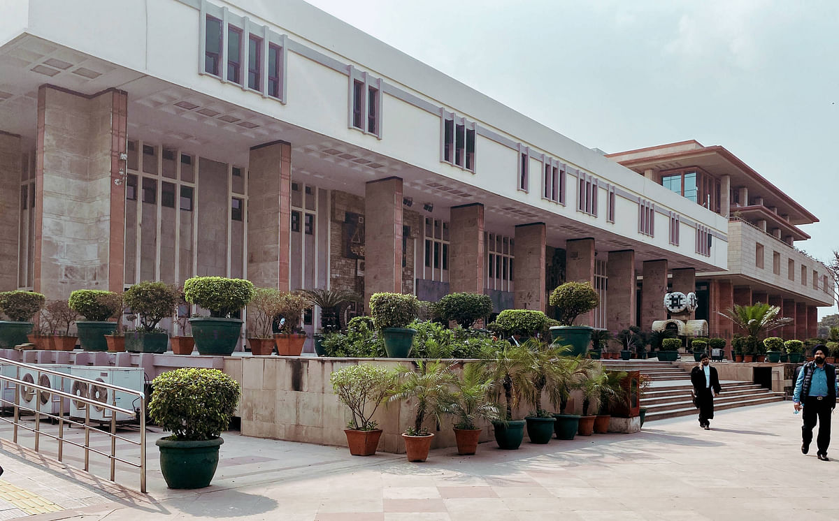 Eleven Benches of Delhi High Court to hold physical hearing from Jan 18;  Lower courts to function physically on alternate days