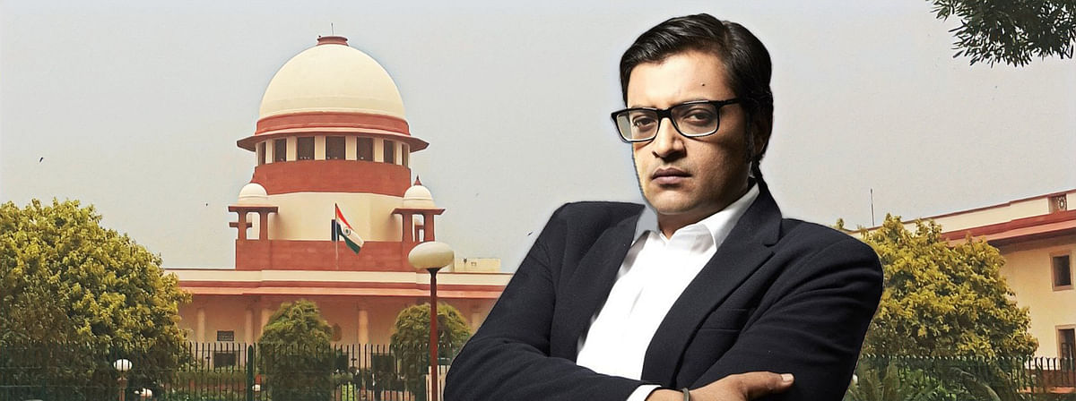 Breaking: Supreme Court refuses to quash FIR against Arnab Goswami, no transfer of investigation to CBI