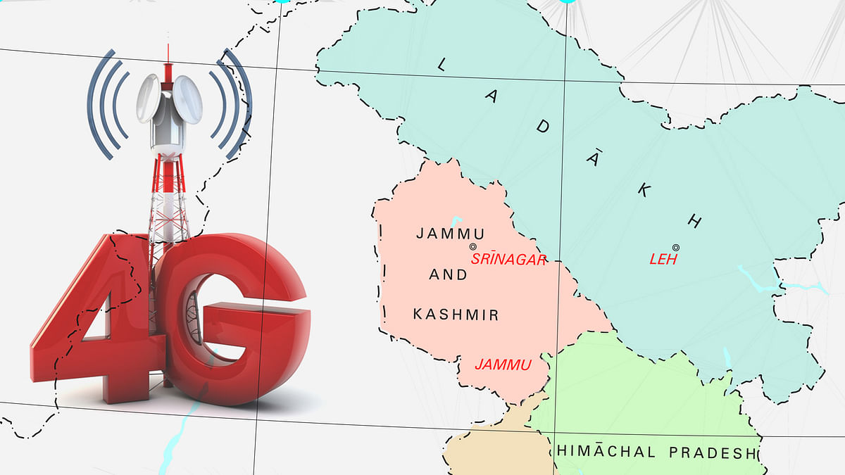 4G Internet in Jammu & Kashmir: Supreme Court refuses to issue notice in contempt plea, says details of review committee not in public
