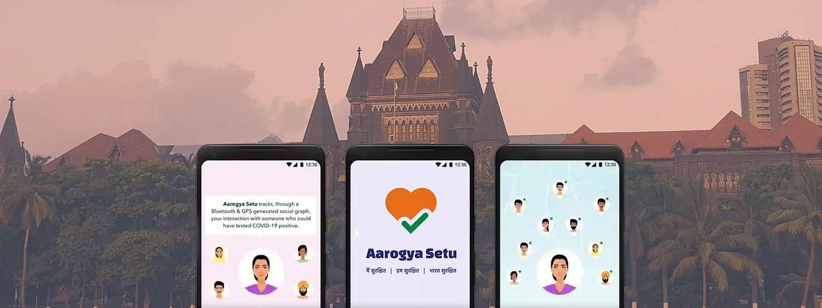 Aarogya Setu app, Bombay High Court