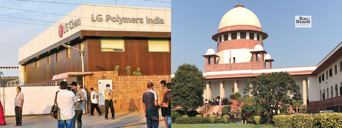 LG Polymers case before NGT