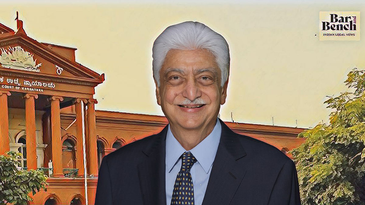 Karnataka HC dismisses pleas filed by Azim Premji, ors seeking to quash summons order passed by Special Judge