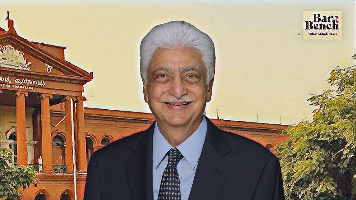 Karnataka High imposes Rs 10 lakh costs on non-profit for filing multiple petitions against Azim Premji, others