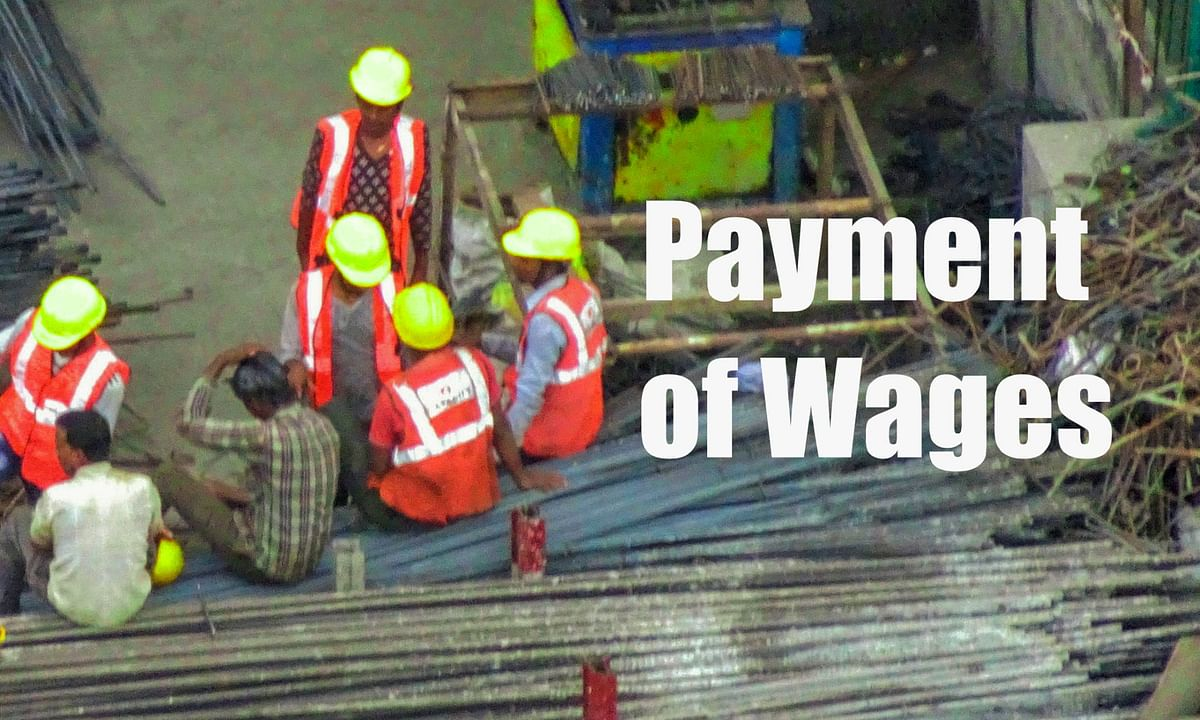 """Treat this with urgency, lot of people are affected"", Supreme Court in plea seeking exemption from payment of wages during Lockdown"