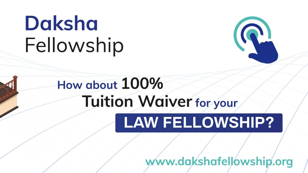 Innovating Legal Education: On the Daksha Fellowship and why you should apply