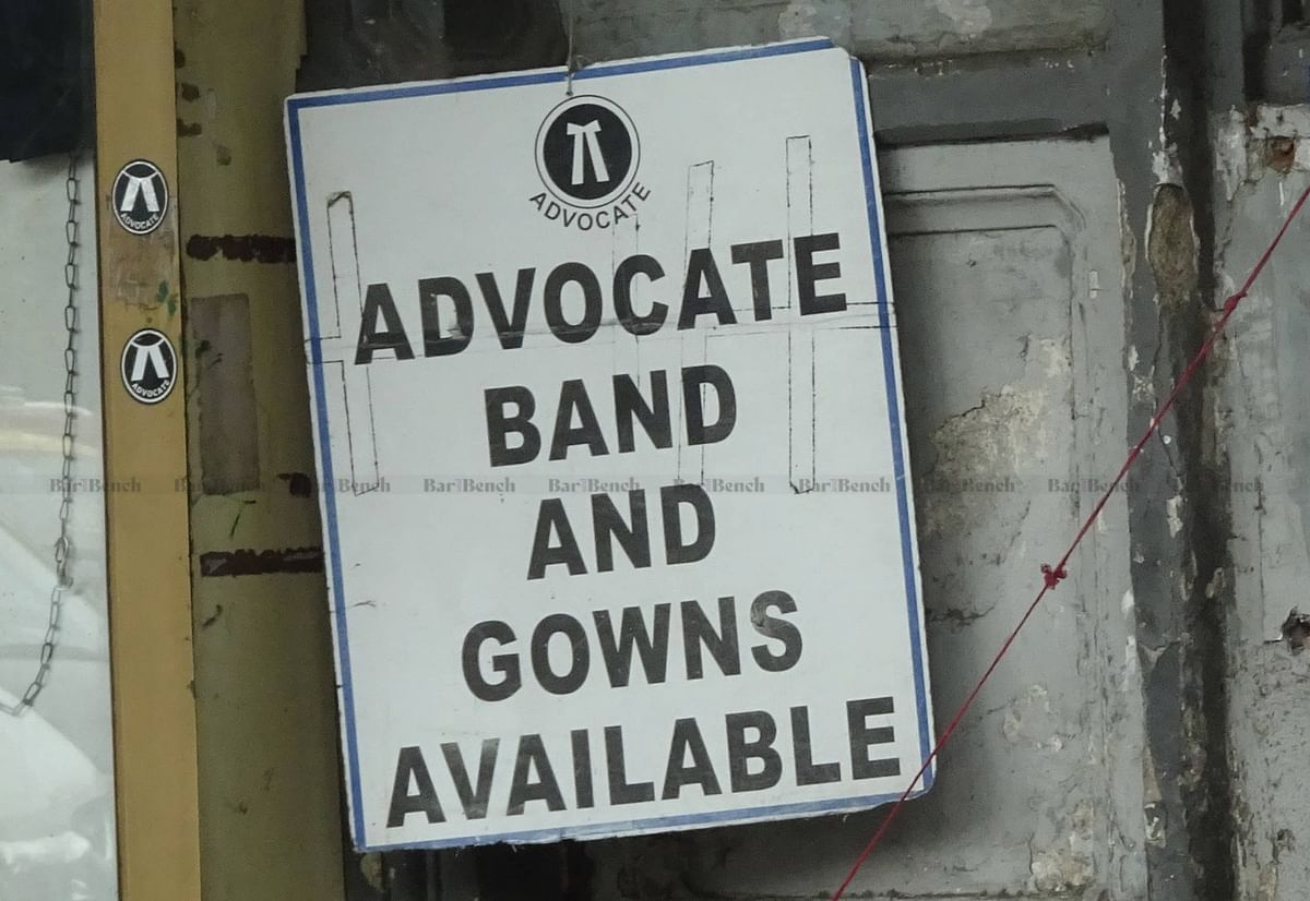 Advocate Band & Gowns