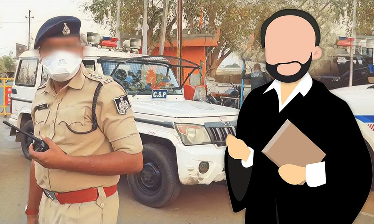 Madhya Pradesh lawyer beaten up after police mistook him for 'Being a Muslim', officer now suspended