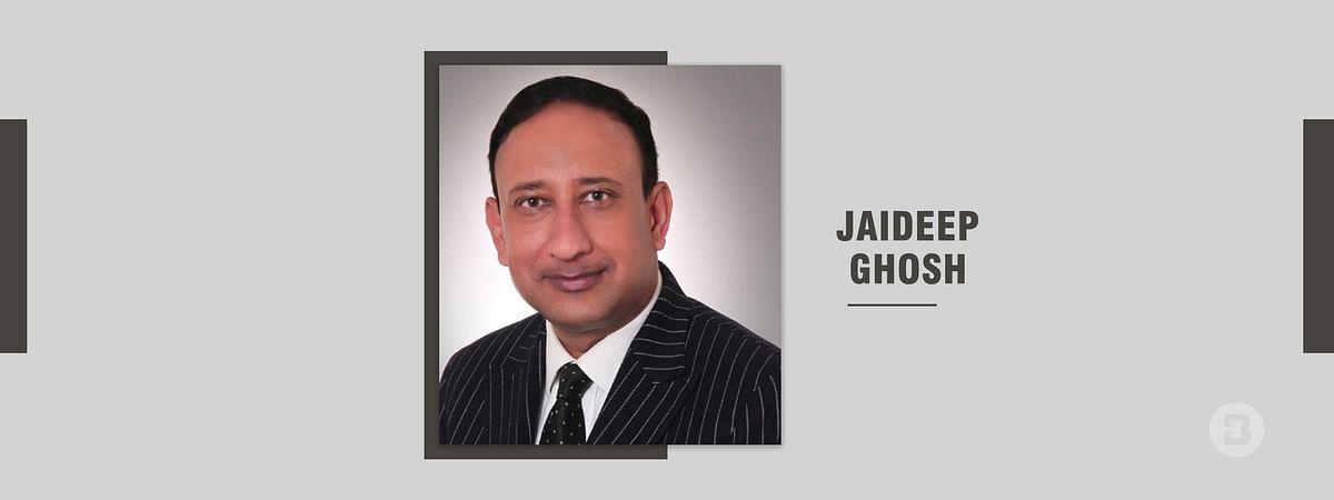 SAM gets a new COO - Jaideep Ghosh, former KPMG Senior Partner