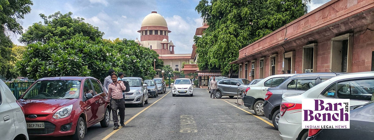 [COVID-19 Lockdown] Supreme Court notifies guidelines for those entering Lawyers Chambers