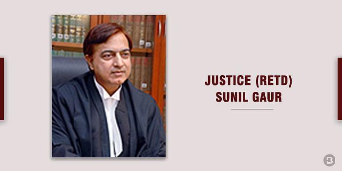 Justice (Retd) Sunil Gaur