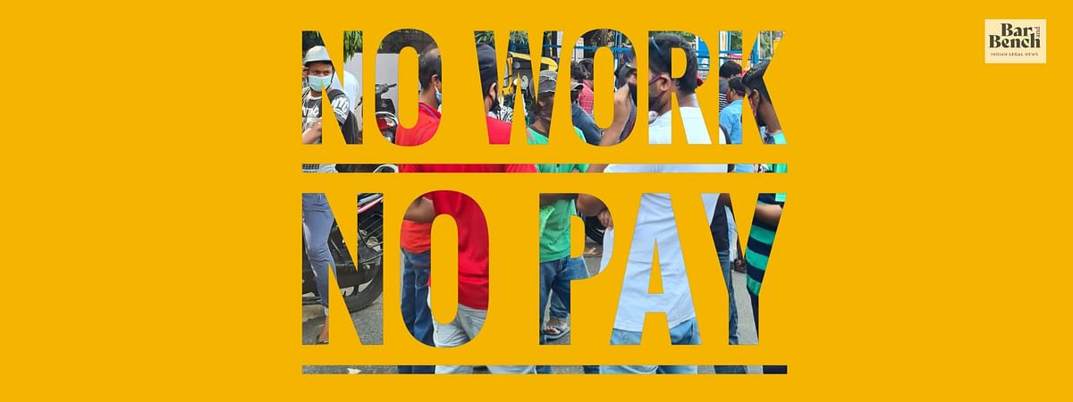 No Work No Pay