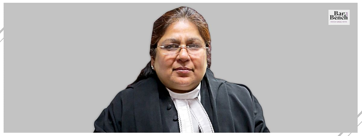 Justice Sangita Dhingra Sehgal