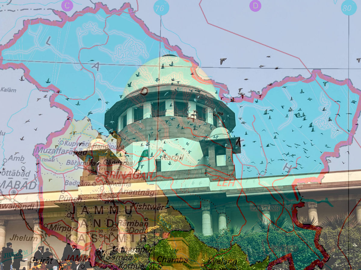 Centre notifies Jammu Bench of Central Administrative Tribunal (CAT) for UT of Jammu & Kashmir and UT of Ladakh