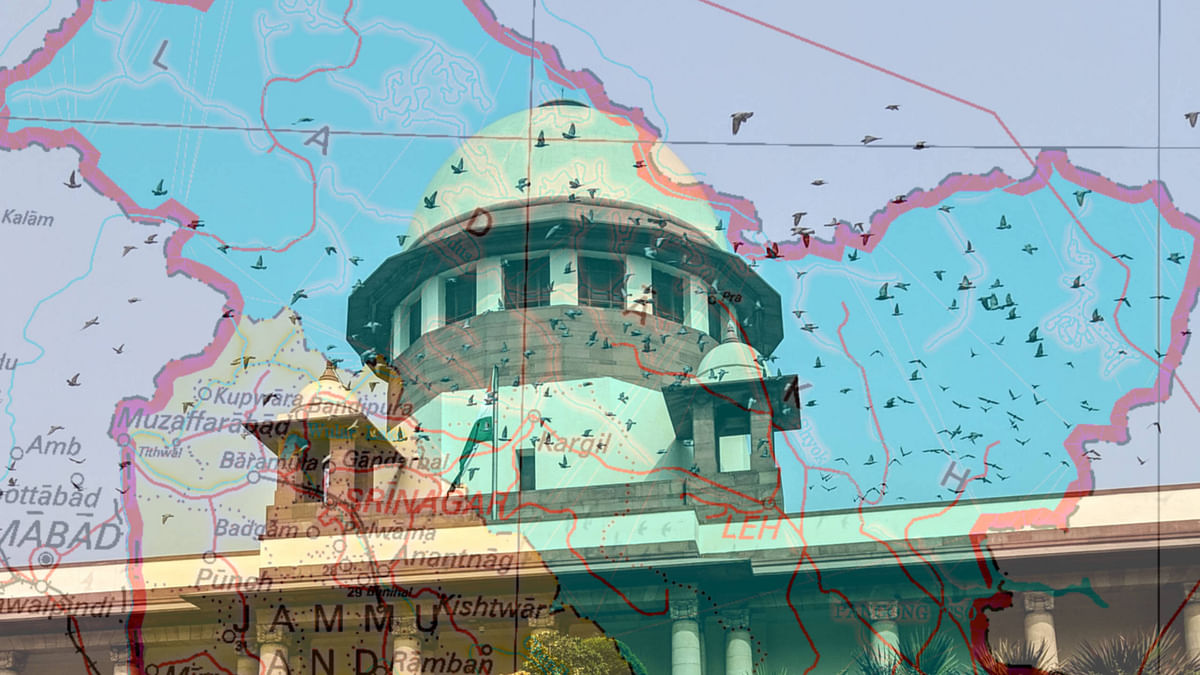 Supreme Court refuses to hear challenge to J&K Reorganization Act amendment providing for 100% domicile reservation in public employment