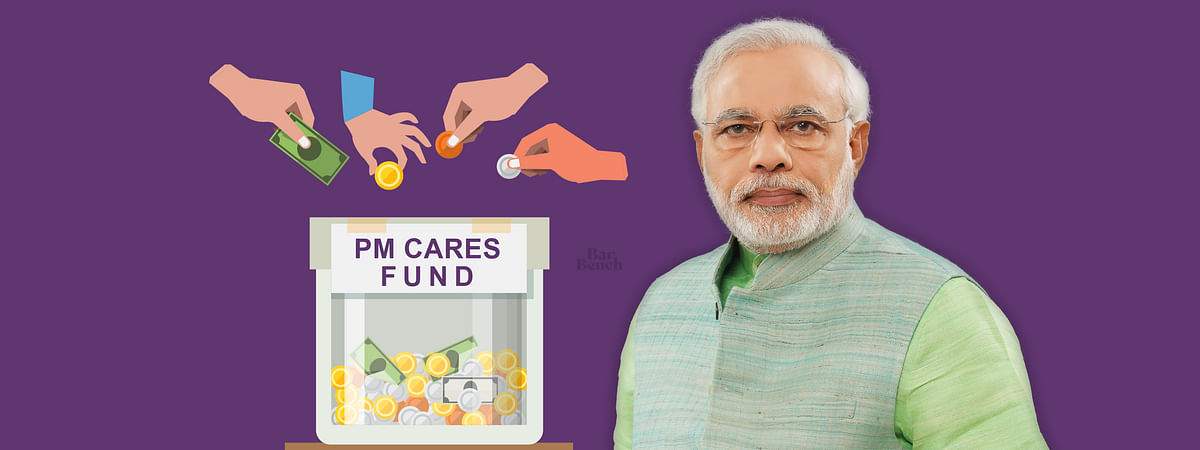 PM CARES: Review plea moved against SC verdict dismissing plea to transfer funds from PM CARES to NDRF