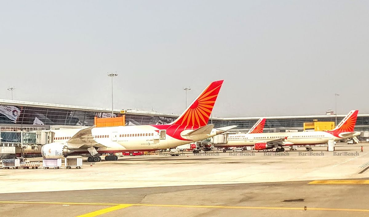 Howsoever bad it might be, let that interim arrangement continue for 10 days: Supreme Court refuses to entertain review of Air India order