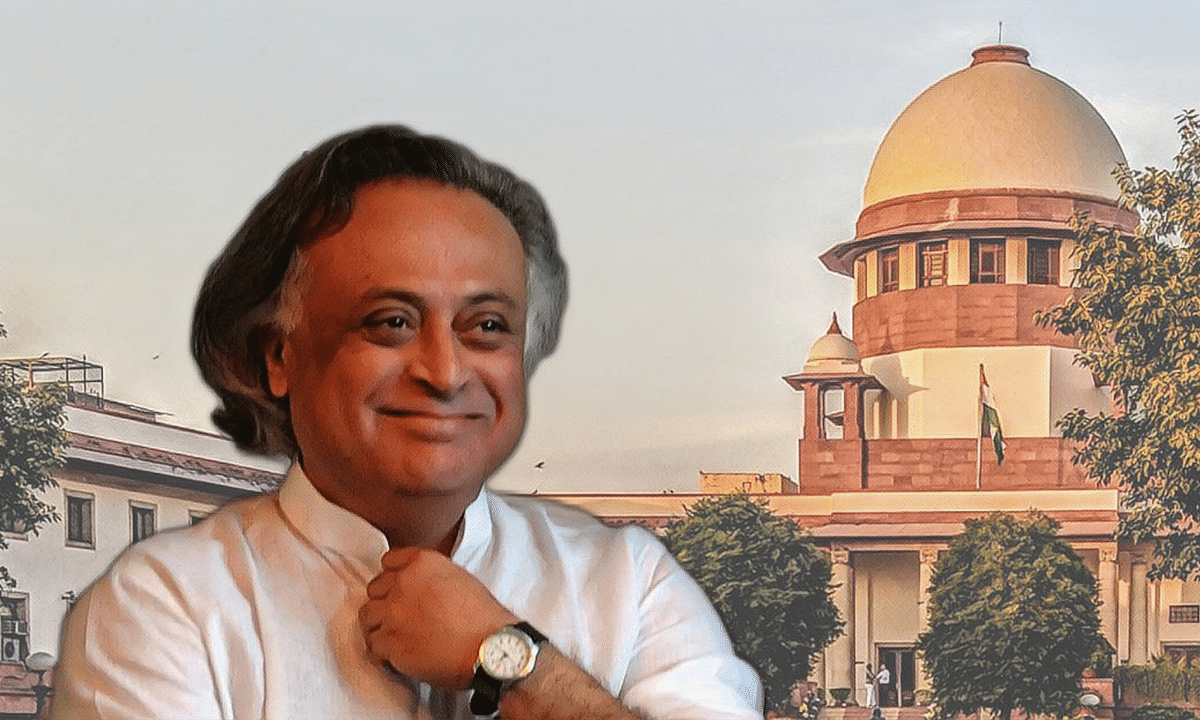 [COVID-19] Jairam Ramesh withdraws plea seeking ration for migrant workers amid lockdown after SC asks him to send representation to govt
