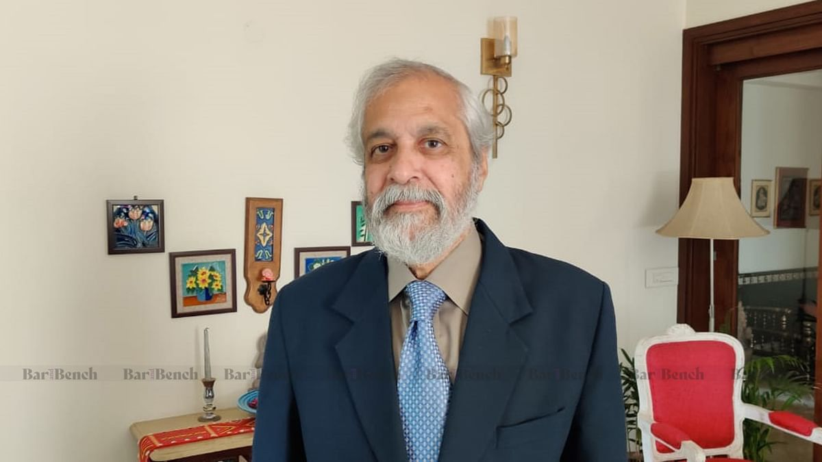 Online seminar on Judicial Reforms: Judges should not waste time in Committees, says Justice (retd) Madan B Lokur
