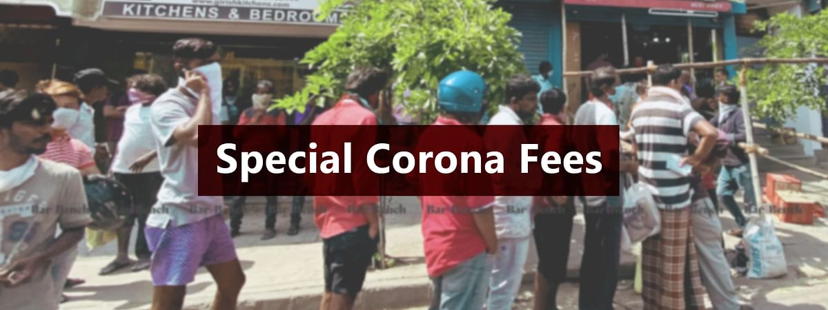 """Delhi HC issues notice in petition challenging """"Special Corona Fees"""" on the purchase of liquor in Delhi"""