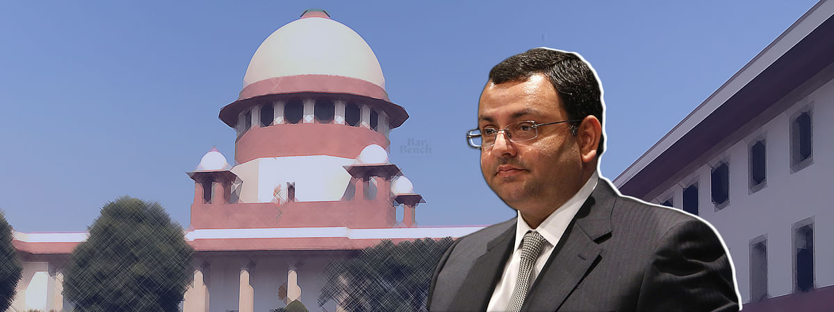 Tata-Mistry: Supreme Court agrees to hear cross appeal filed by Cyrus Mistry against NCLAT judgment seeking more relief
