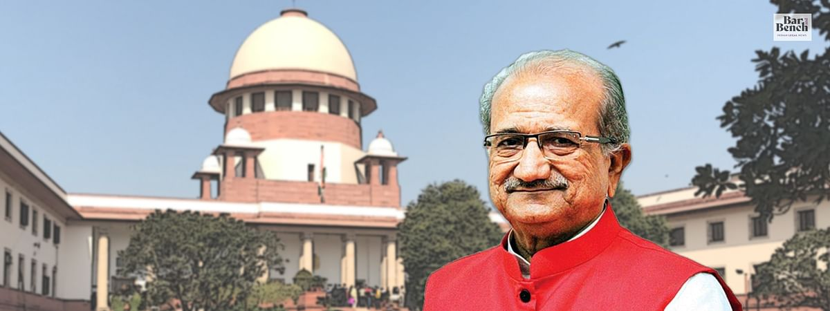 Breaking: Supreme Court stays Gujarat High Court ruling declaring election of Bhupendrasinh Chudasama as void