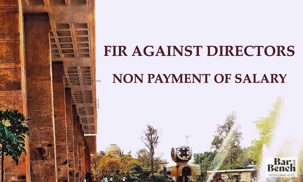 Employees move Delhi High Court for FIR against Employer for non-payment of wages during lockdown; Notice issued