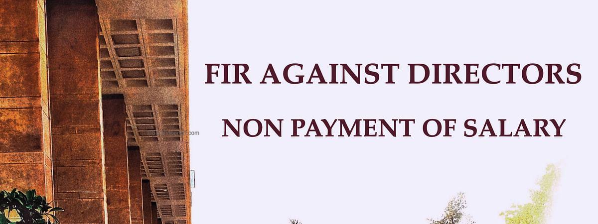 FIR against Directors