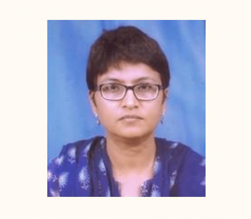 Shamim Modi, Assistant Professor at TISS
