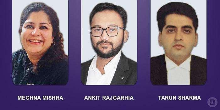 Meghna Mishra, Ankit Rajgarhia, Tarun Sharma