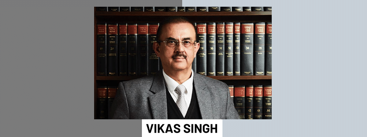 Former SCBA President Vikas Singh expresses anguish over the recent infighting within the EC involving Ashok Arora and Dushyant Dave