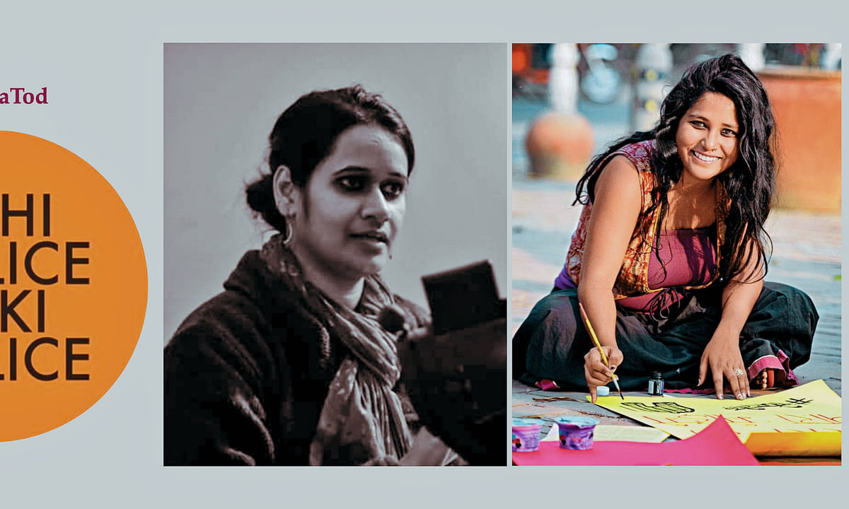 Delhi HC issues notice in Pinjra Tod Members Devangana Kalita, Natsha Narwal's pleas seeking access to lawyer through video conferencing