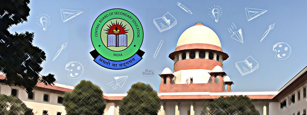CBSE: Formal decision on conduct of board exams to be made by tomorrow evening; SC gives ICSE liberty to adopt CBSE decision with tweaks