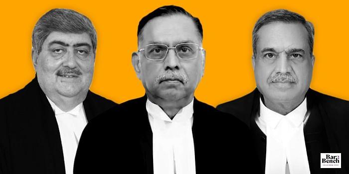 Sanjay Kishan Kaul, Ashok Bhushan, and MR Shah