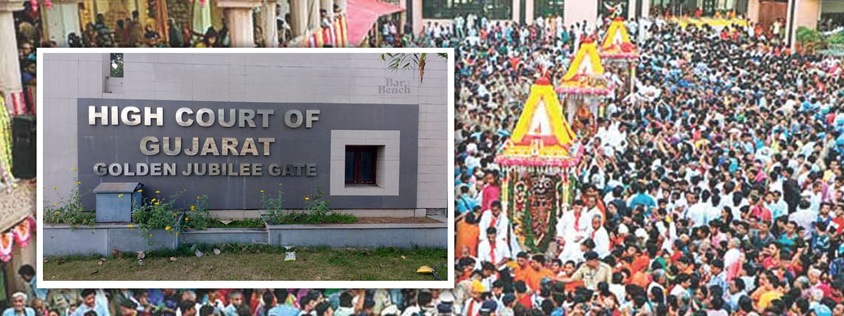 No Rath Yatra in Ahmedabad this year: Gujarat HC clarifies, expresses astonishment on State's inaction on application for its conduct