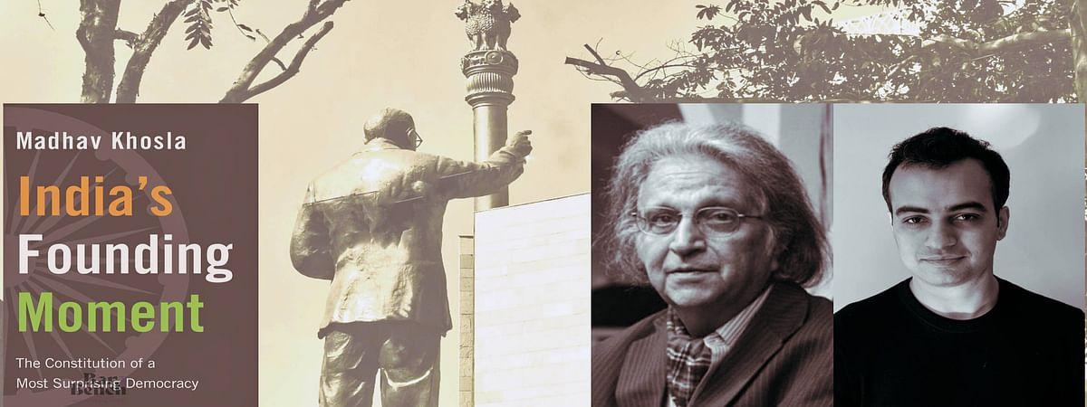 Madhav Khosla & Upendra Baxi in Conversation