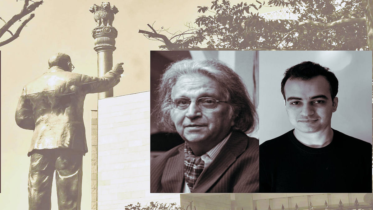 India's Founding Moment: Q & A between Upendra Baxi and Madhav Khosla