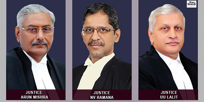 Three-Judge Committee of the Supreme Court to hold consultation with office bearers of Bar bodies to review Court's functioning tomorrow